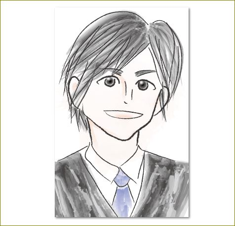 英語科 内山智也 (慶応大学卒)
